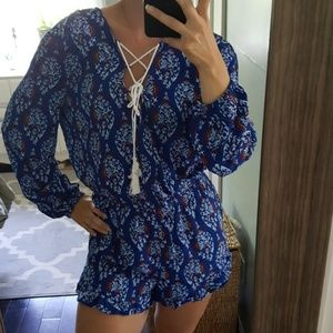 Loft romper new with tags